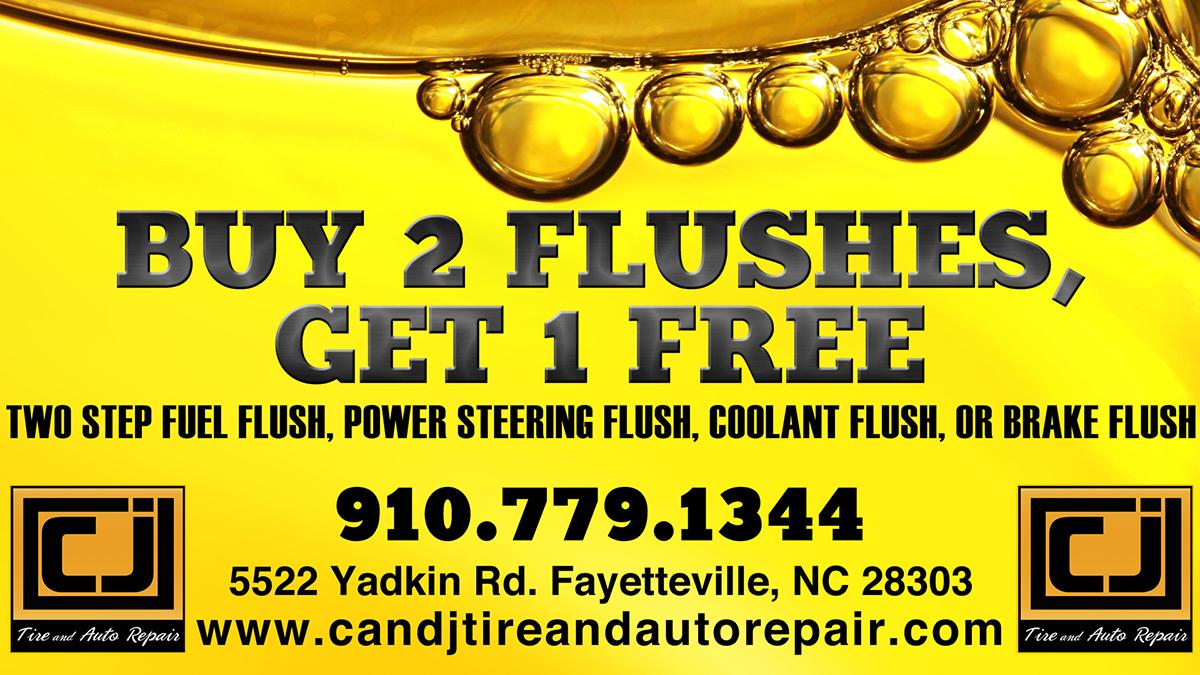 Flush Ad